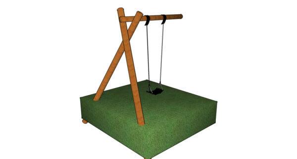 A501—Single-Log-Swing-Ext