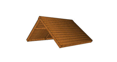 A521—Timber-Roof-1.4-x-1