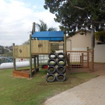 School Jungle Gym