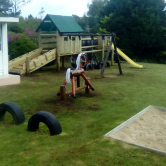 Outdoor Playground Design
