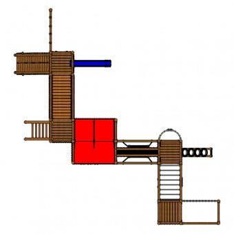 J126—Gladiator-top-view