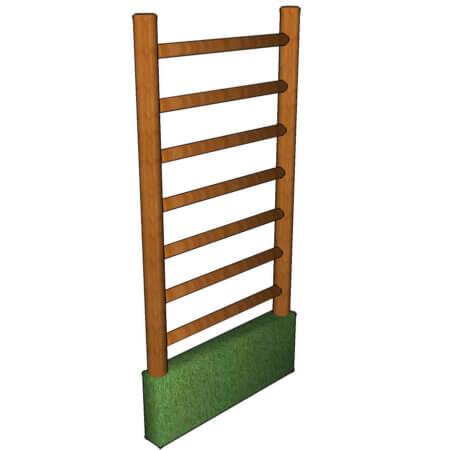 O610---Vertical-ladder