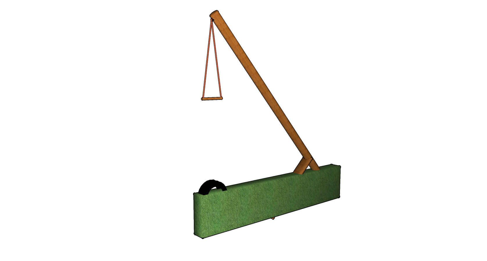 Angled Trapeze