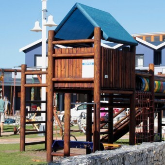Power Station 2 Outdoor Play Systems