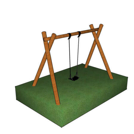 Single Log Swing
