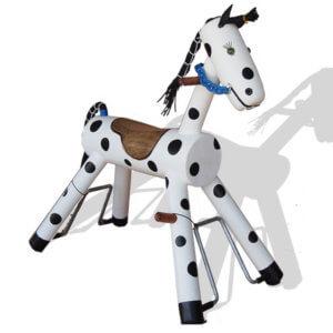 Spotty Pony Rocker