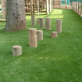 Stepping Logs - Kids Gym Equipment