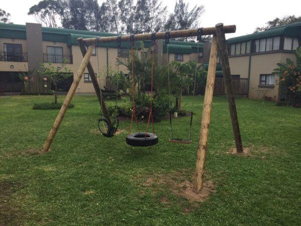 Triple Log Swing