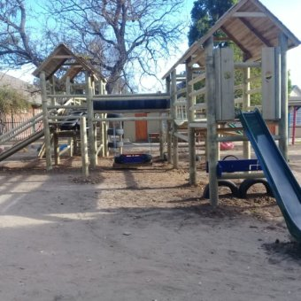 jungle gym and slides-Kidbuddie