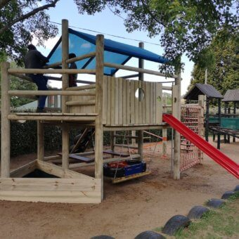 Childrens Playground Equipment - Kidbuddie