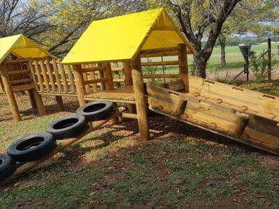 Play Outdoors equipment - Kidbuddie